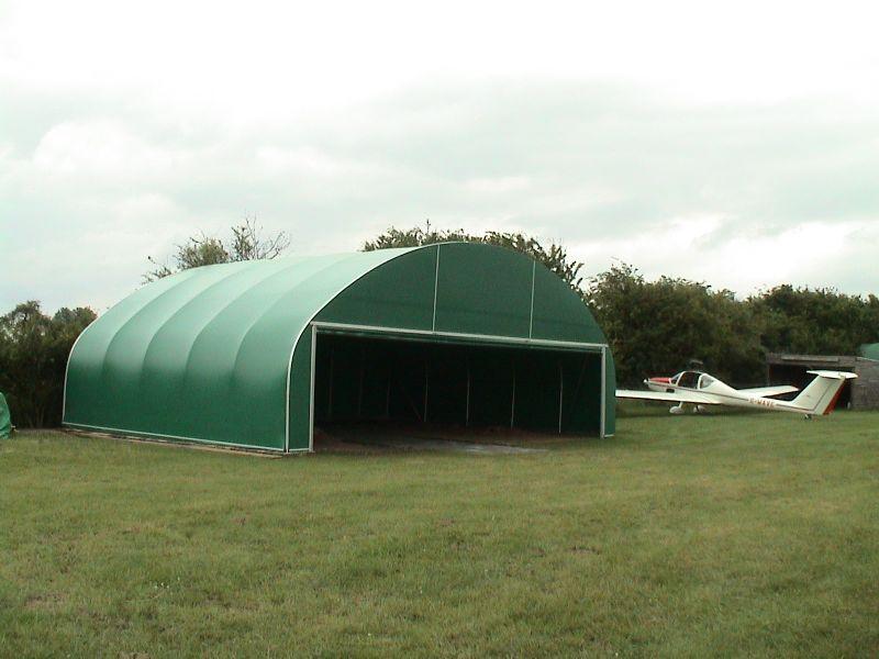 Hangarage At Park Farm Eaton Bray Bedfordshire
